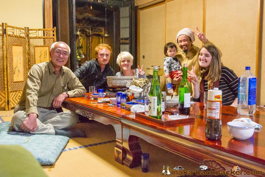 オランダ人 アメリカ人 穴水町 石川県 netherland american in ishikawa anamizu