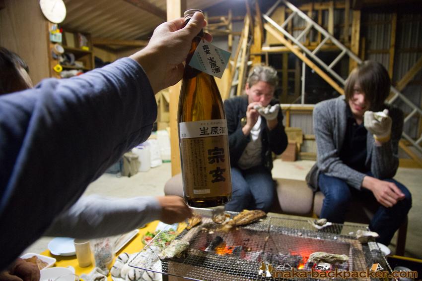 外国人 地酒 能登 石川県