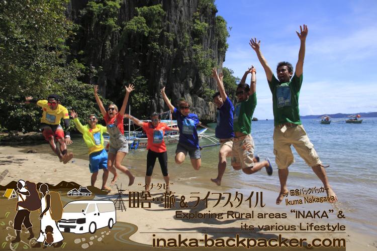 フィリピンバックパッカー旅...刺激を受けまくっている仲間たち