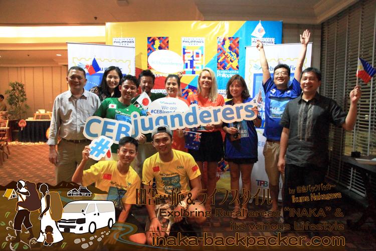 フィリピン初日、マニラのアスコットホテルで韓国・中国・オーストラリア・日本から参加したブロガーたちと初対面