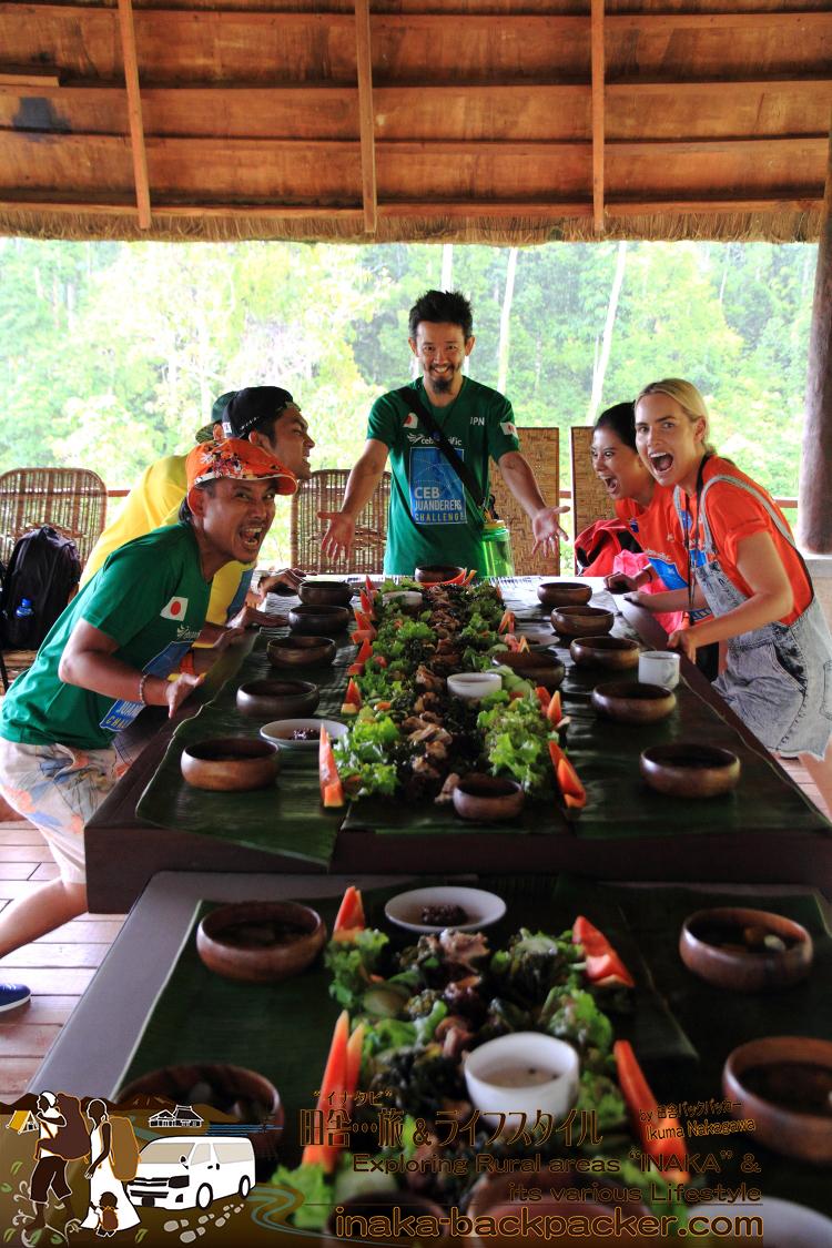 フィリピン・パラワン島のオーガニック農場にて