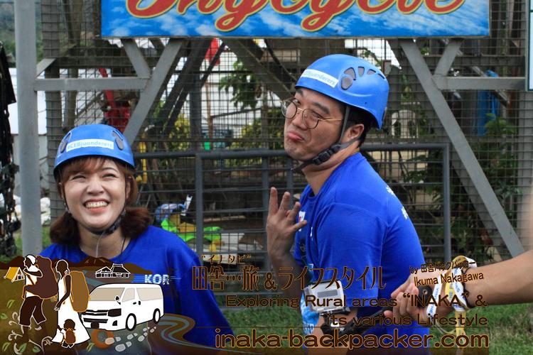 韓国代表ブロガーのDCとIrene