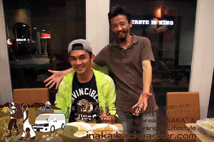 最終日...マニラに到着したのは22:00過ぎ!最後の夕食は中国人ブロガーのXirongとフィリピン観光振興局のみんなと、24時間オープンのChowkingにて!