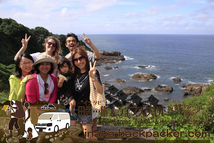 能登・珠洲市(石川県)- 日本三大パワースポットの一つが能登にある。ここはその一つ「聖域の岬」。大地の寒帯気流と亜熱帯気球が合流、南からの暖流と北からの寒流が集結することから、ここ能登半島の最先端周辺「珠洲岬」は日本三大パワースポットとして知られている。