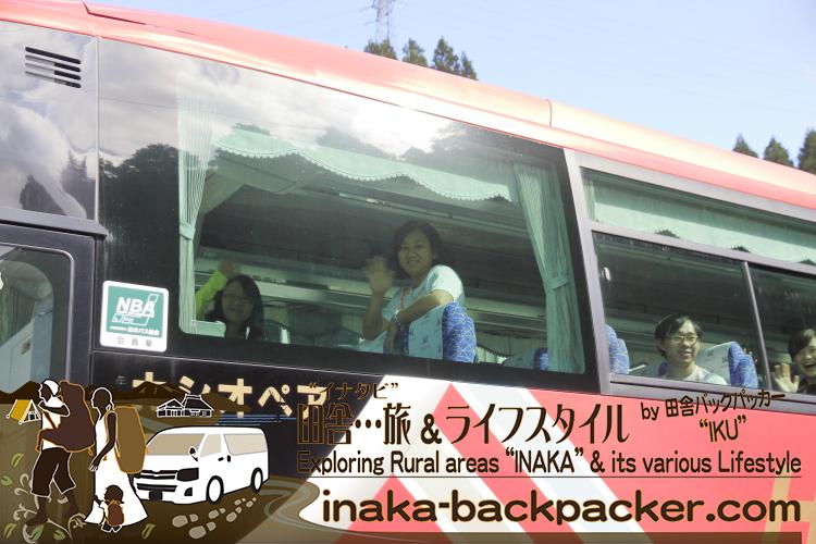 能登・穴水町(石川県) - いつも、田舎旅しているバックパッカーなぼくだけど、ホストとして外国人を迎えて、日本の田舎を体験してもらいながら、みんなと交流するってのもいいもんだね~