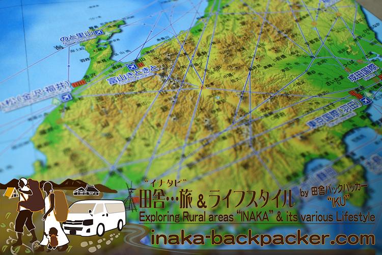 まずは能登半島、輪島と穴水の中間地点に位置する能登空港から羽田空港へと飛び立つ。