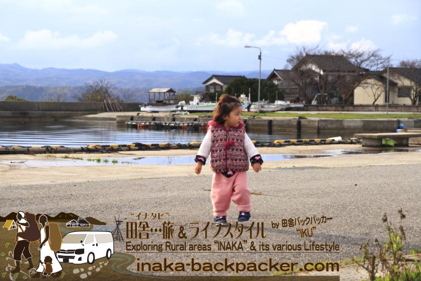 能登・穴水町岩車(石川県) - とことこ自由に散歩。