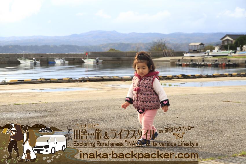 能登・穴水町岩車(石川県) - 散歩は続く...