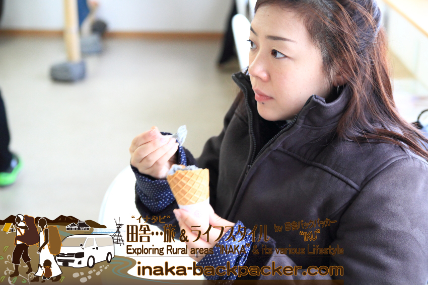 輪島 珠洲 塩田 体験 究極の塩 トキオ ソフトクリーム