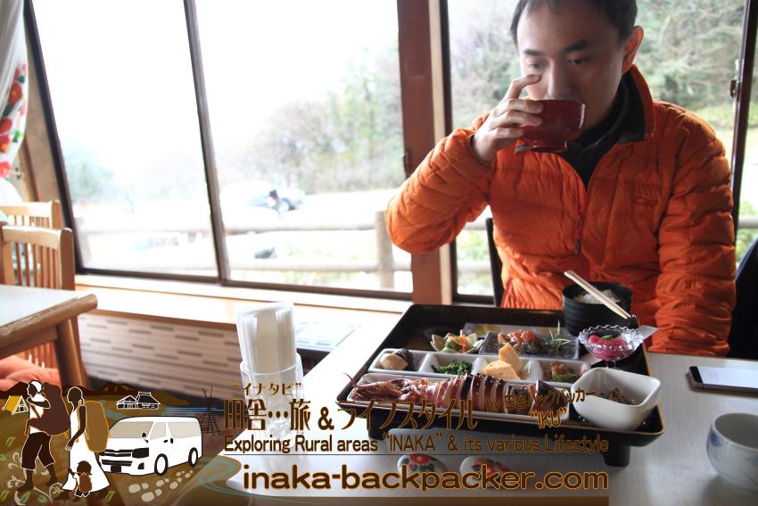 珠洲 つばき茶屋 noto suzu tsubaki chaya