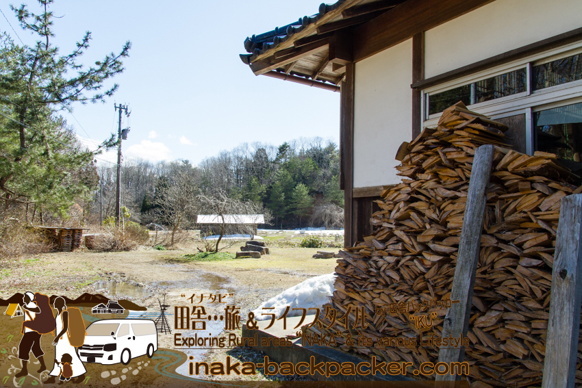輪島 龍昌寺 食材 自給 薪暮らし noto ishikawa wajima ryushoji temple countryside experiences japan