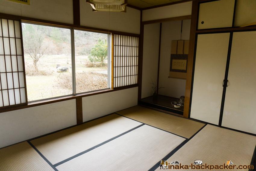 room ryushoji zen temple in yoromi wajima, 輪島市与呂見 龍昌寺 部屋 村田啓子 和樹