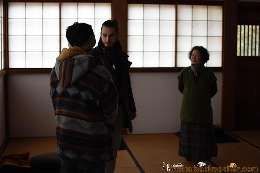 Ryushoji zen temple meditation in wajima ishikawa 輪島 龍昌寺