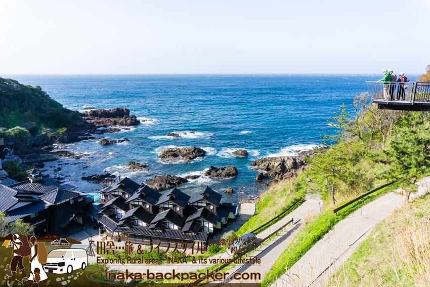 能登半島先端 ランプの宿 石川県 lampnoyado sanctuary cape