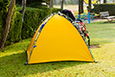 公園 旅 テント泊 バックパッカー backpacking japan tent at a park