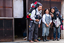 日本 バックパッカー 能登 石川県 珠洲 奥能登一周 野宿 テント テレワーク ノマド 動く拠点 japanese backpackers tent in japan camp island travel telework workandtravel migratory bird