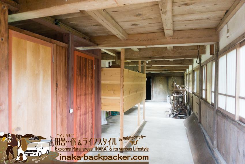 中谷家の内装 トイレ