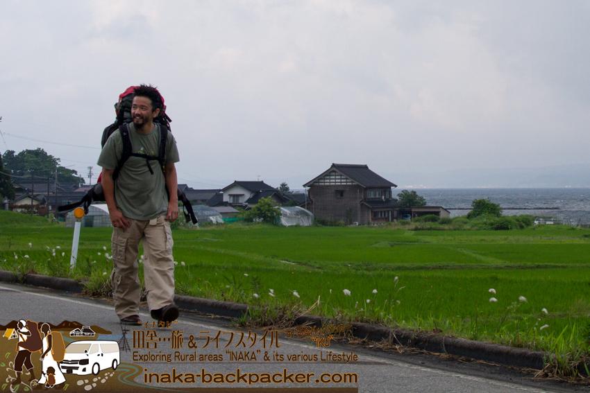 石川県 穴水町 海外 バックパッカー 仕事 旅 ishikawa noto backpacker work