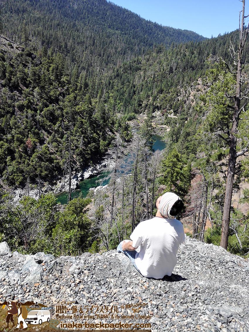 オレゴン グランツパス イリノイ・リバー Oregon Grants Pass Illinois River