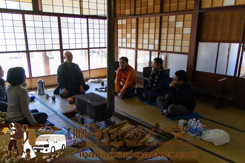 ishikawa wajima ryushoji temple self-sufficiency 輪島 龍昌寺 半自給自足 暮らし 村田和樹さん