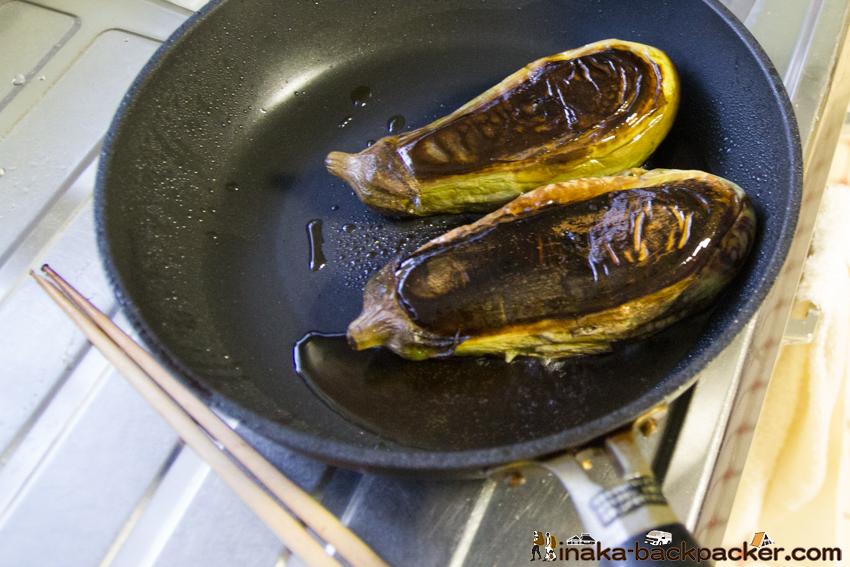 白ナス 料理 調理方法