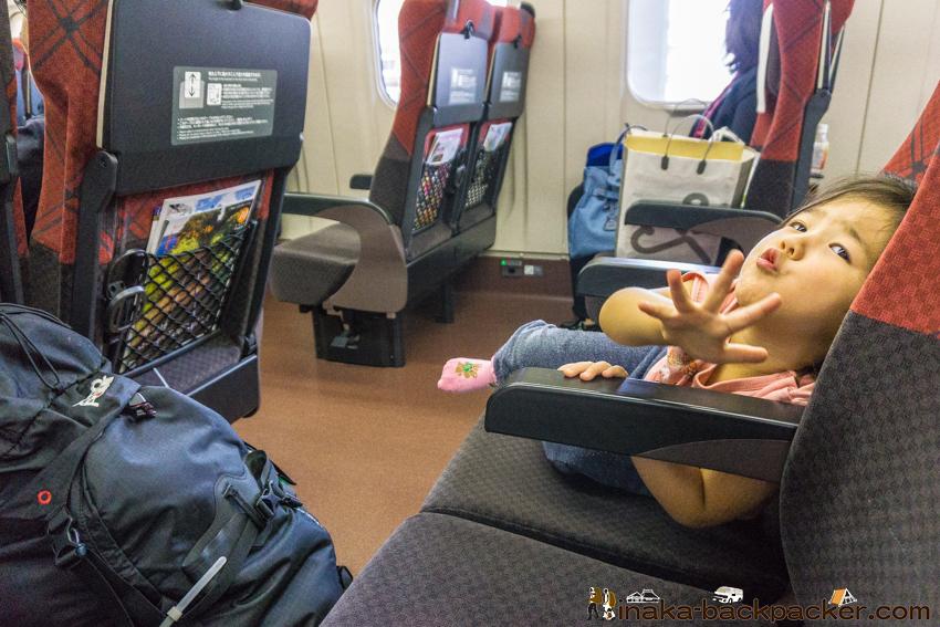 北陸新幹線 東京へ 旅