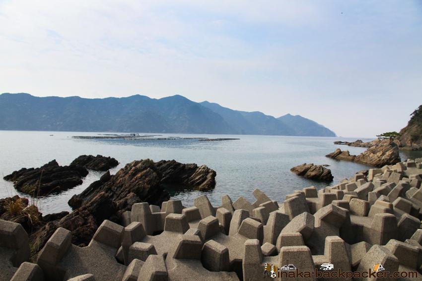熊本県天草 筏