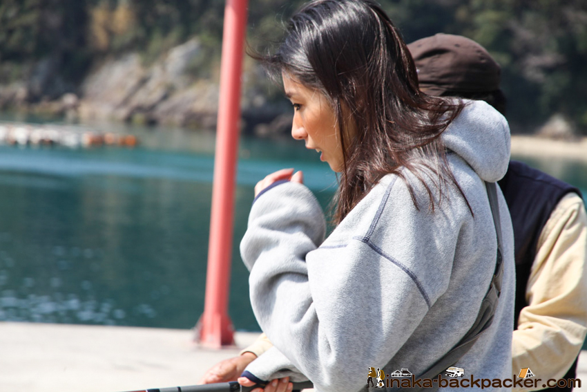 熊本県 天草 途中 釣りも