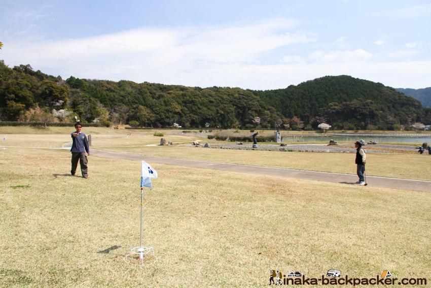 熊本県 天草 パークゴルフ