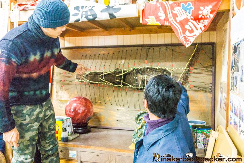 能登 七尾 石川県 鹿渡島定置 漁港 漁師 定置網観光 Kadoshima Port Japan Ishikawa Fish Sightseeing