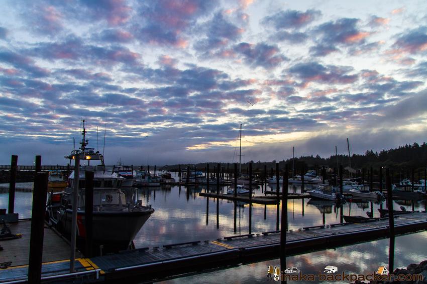 オレゴン バンドン 漁港 oregon bundon fishery port harbor