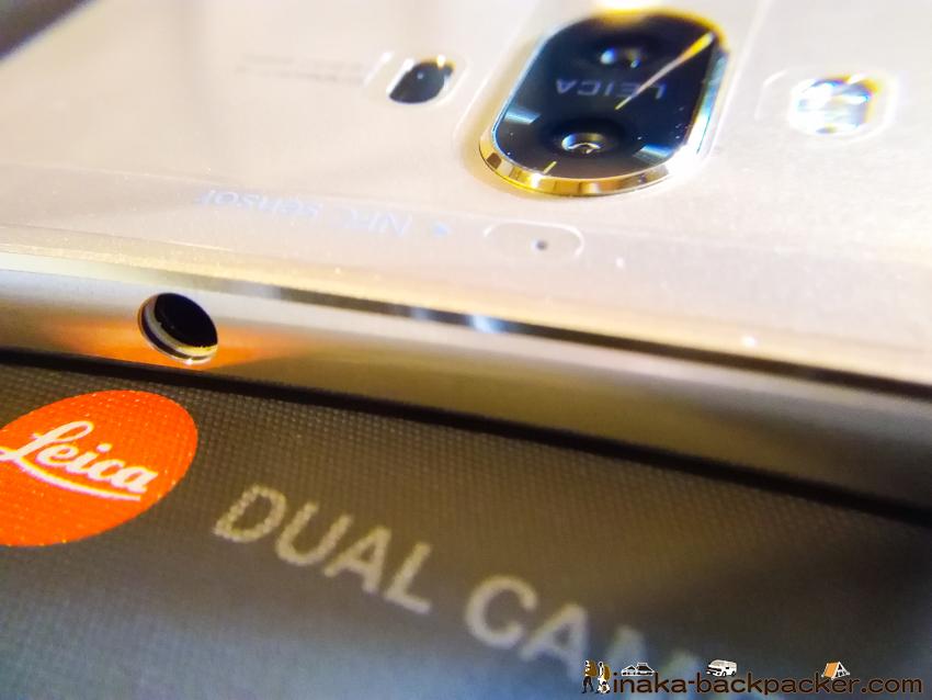Huawai Mate 9 旅 ガジェット デュアルレンズ カメラ
