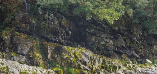 飛騨 穴場 滝