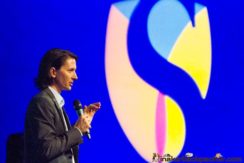 シンギュラリティ大学 CEO ロブ・ネイル Singularity University CEO Rob Nail