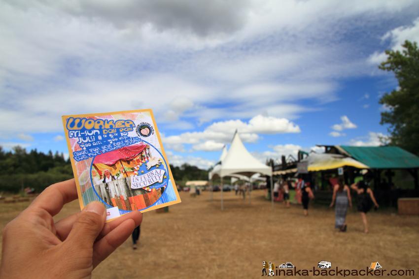 オレゴン カントリーフェア Oregon Country Fair
