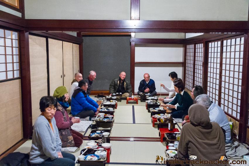 中谷家 蕎麦 そばきり仁  Japanese Historical House