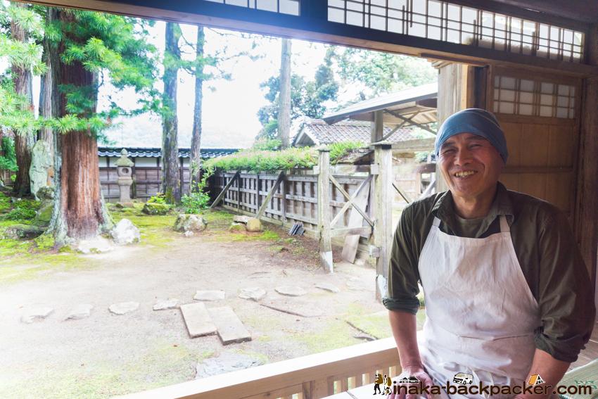 Best Soba noodle in Ishikawa 能登町 そばきり 仁 小林