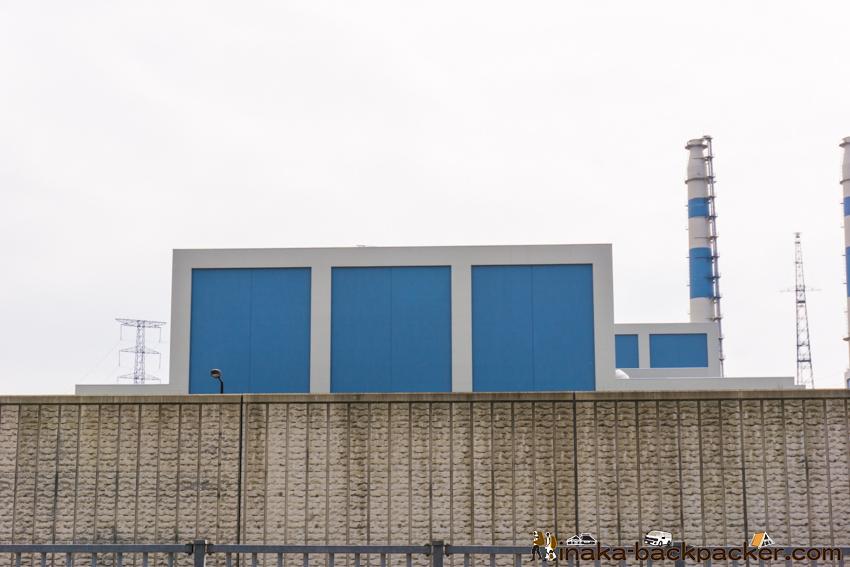 志賀原発 nuclear power plant ishikawa