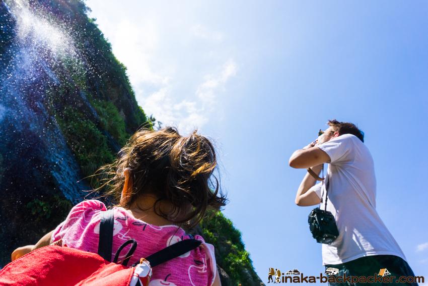能登 コナージェサップ 輪島 垂水の滝