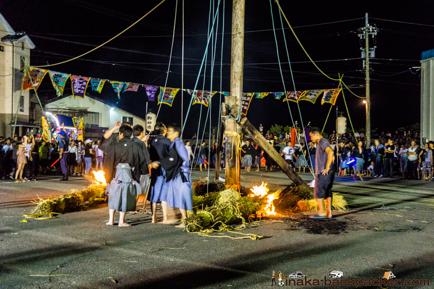 輪島大祭 キリコ祭り wajima kiriko festival