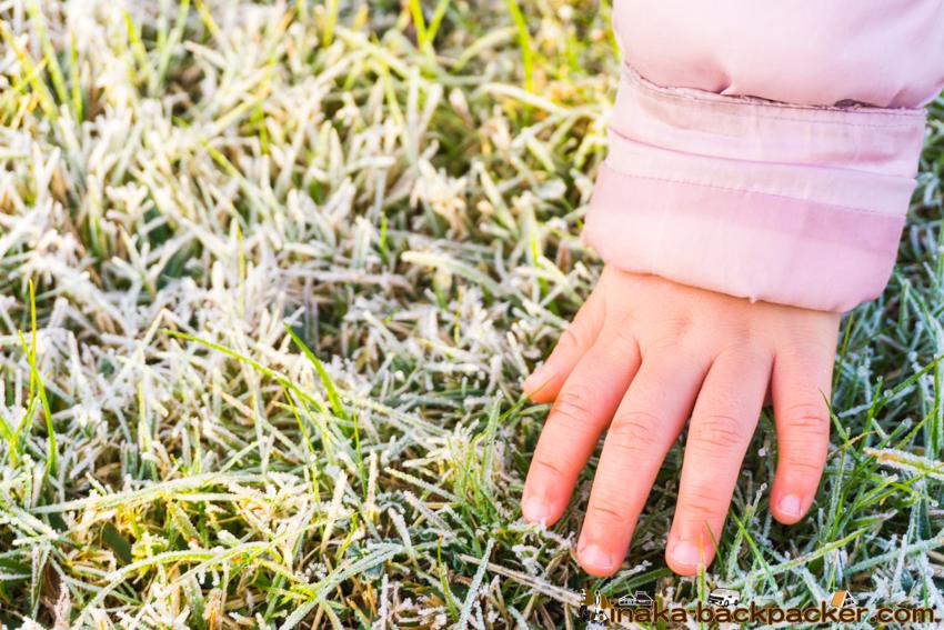 田舎 海霧 能登 穴水町 岩車 冬 凍結 いつから Noto Anamizu Iwaguruma Winter season condition