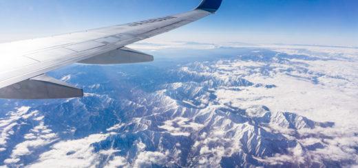 羽田 能登空港 雪景色 絶景 Tokyo to Noto Ishikawa airplane beautiful view
