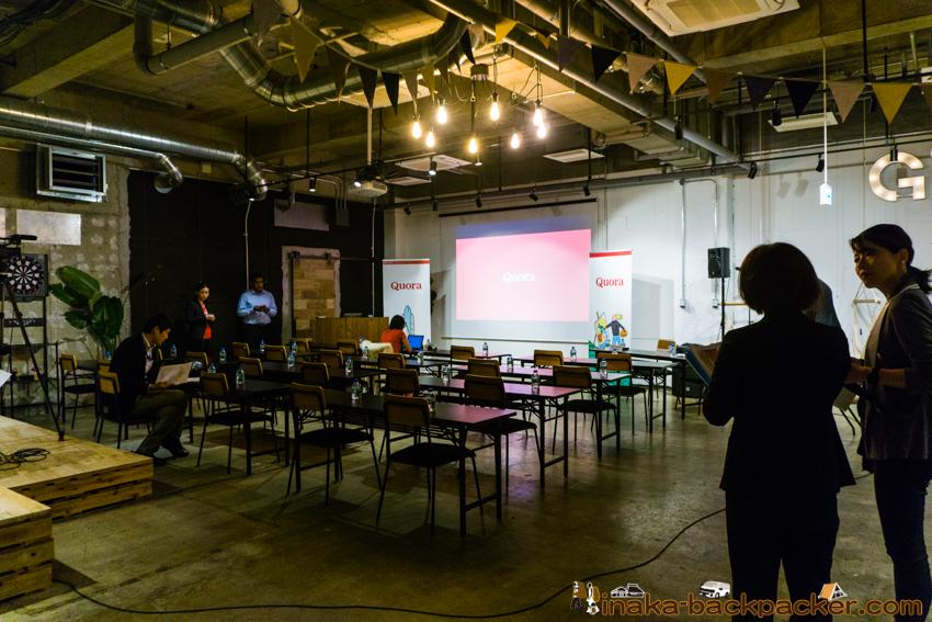 東京 記者会見会場 GRID Tokyo Press Conference Venue