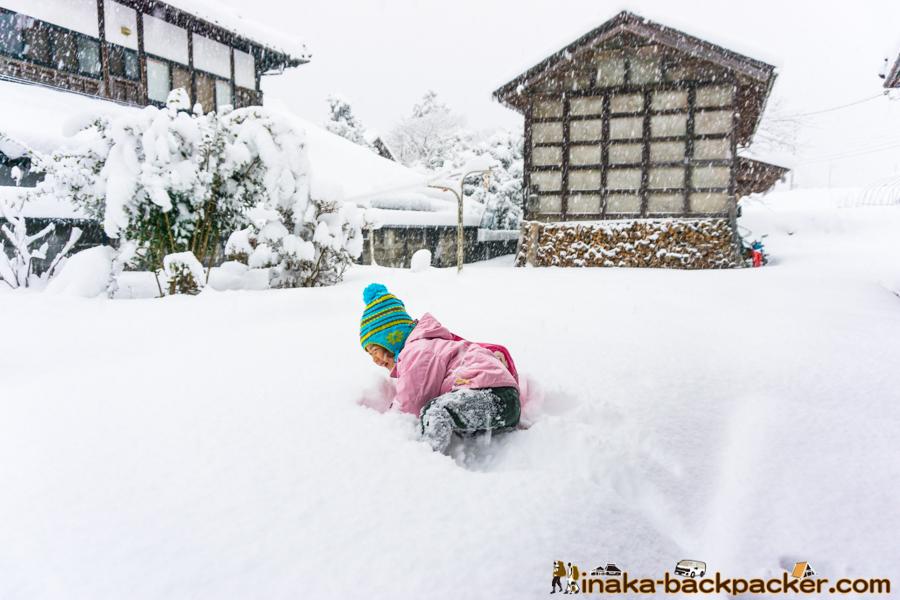 北陸 穴水町 大雪 雪かき Heavy Snow Ishikawa Anamizu