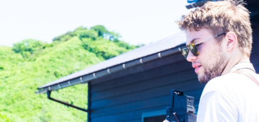 Ishikawa Noto Anamizu Connor Jessup 石川県 能登 穴水町 映画 俳優 コナージェサップ