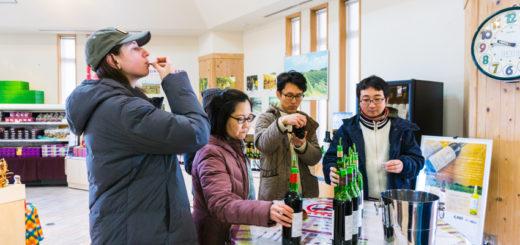 能登ワイン 穴水町 石川県 noto wine in Anamizu, Ishikawa