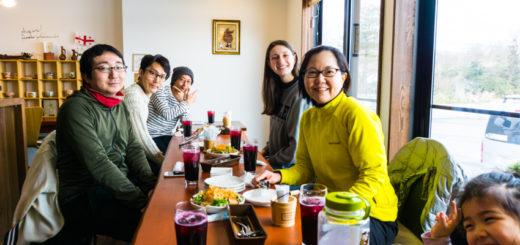 Lunch spot Georgian restaurant in Anamizu Ryu Cru リゥ・クリゥ ジョージア 穴水町