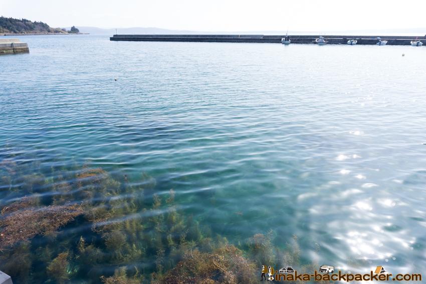 穴水町 海 透明度