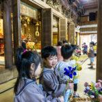 石川県 穴水町 光琳寺 保育所 花祭り ishikawa anamizu nursery school flower festival