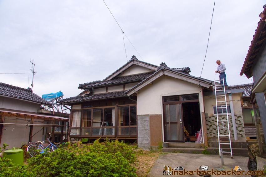 穴水町 岩車 空き家 Empty house in Iwaguruma
